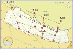 跨喜马拉雅半挥发性污染物监测网络