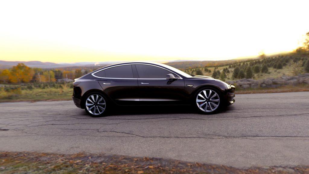 特斯拉Model3不仅仅是一辆汽车,这还是一场革命