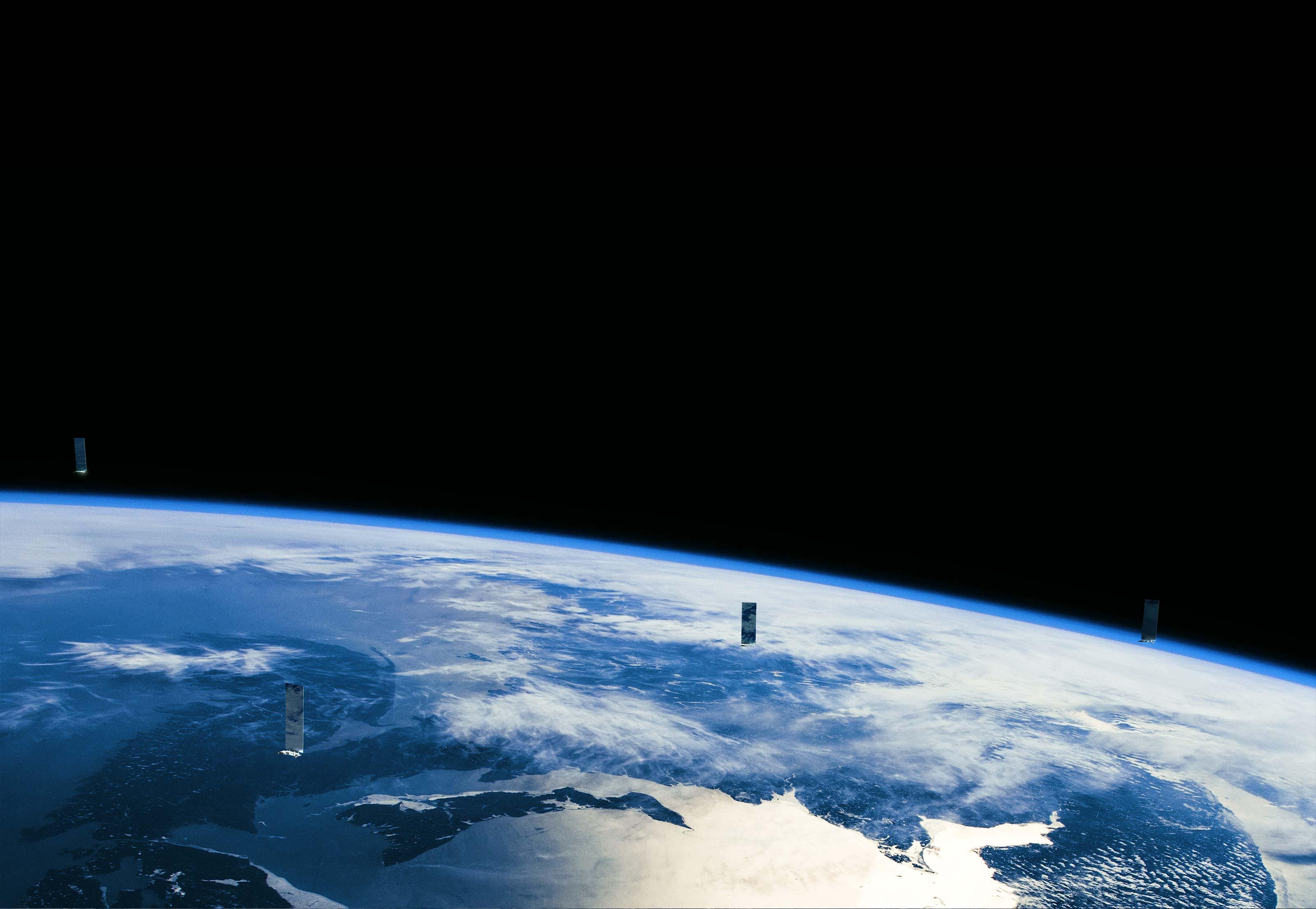 SpaceX的卫星互联网发展之路