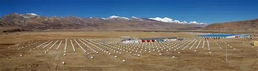 科学家在西藏首次发现银河系中的超高能宇宙线加速器