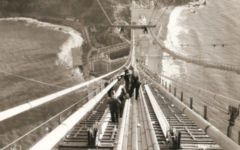今天工程师如何建造金门海峡大桥?