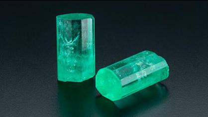 祖母绿晶体